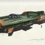 RaceShipFunnycar4