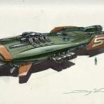 RaceShipFunnycar6
