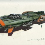 RaceShipFunnycar7