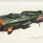 RaceShipFunnycar8